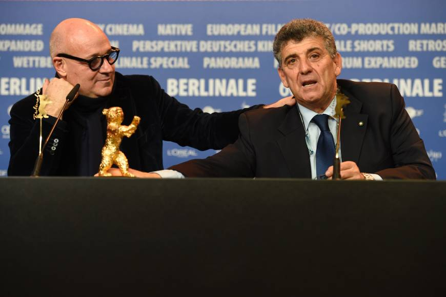 Refugees documentary 'Fire at Sea' wins at Berlin festival, Fukushima-themed film takes special prize