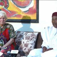 Niger mediators get jihadis to free Aussie abductee, 84; doctor husband still captive