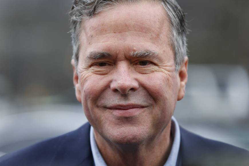The stumbles that brought Jeb Bush's White House hopes to an end