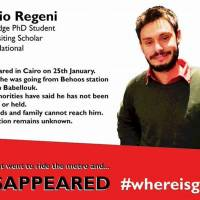 Italy demands answers from Cairo after Cambridge scholar found tortured, slain