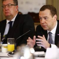 World has slipped into new 'Cold War': Russian PM