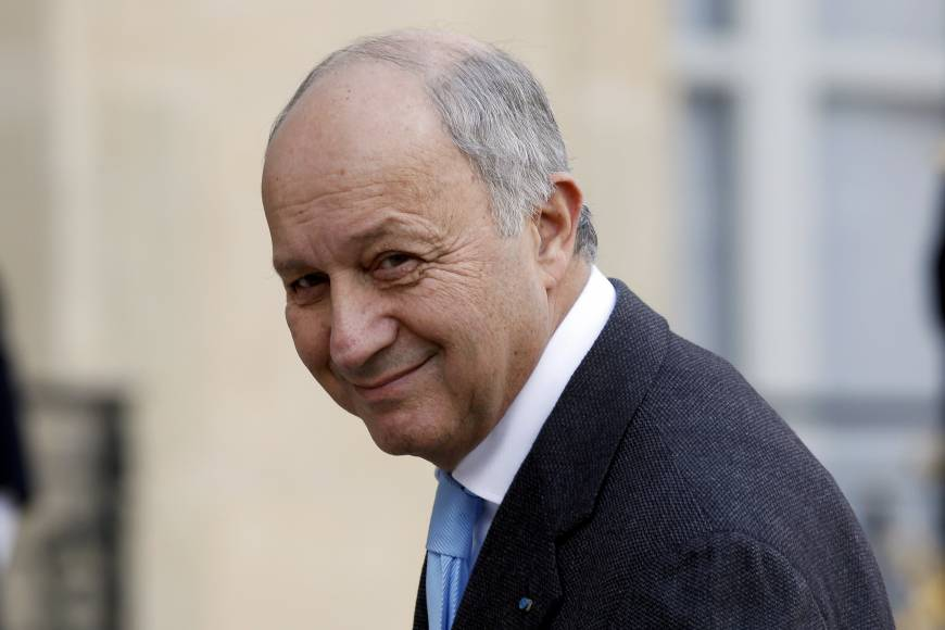 French politician Fabius steps down as foreign minister to step up to prestigious court