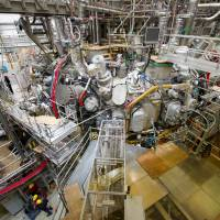 Scientists to inject fuel in experimental fusion device in Germany