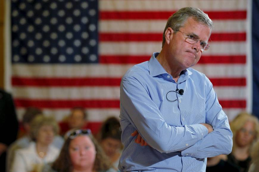 Jeb Bush drops out of Republican presidential race after disappointing finish in South Carolina