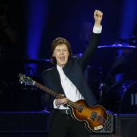 Paul McCartney pens pithy sounds to accompany emoji