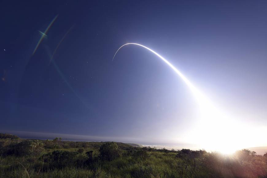 U.S. military official says time running out to begin upgrading nation's nuclear forces