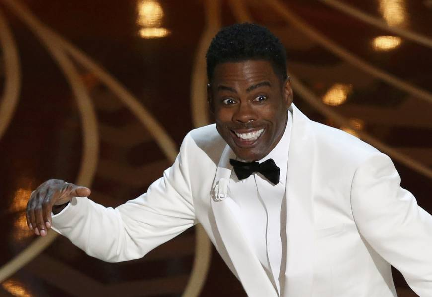 Chris Rock pulls no punches as host of one of the most socially conscious Academy Awards shows