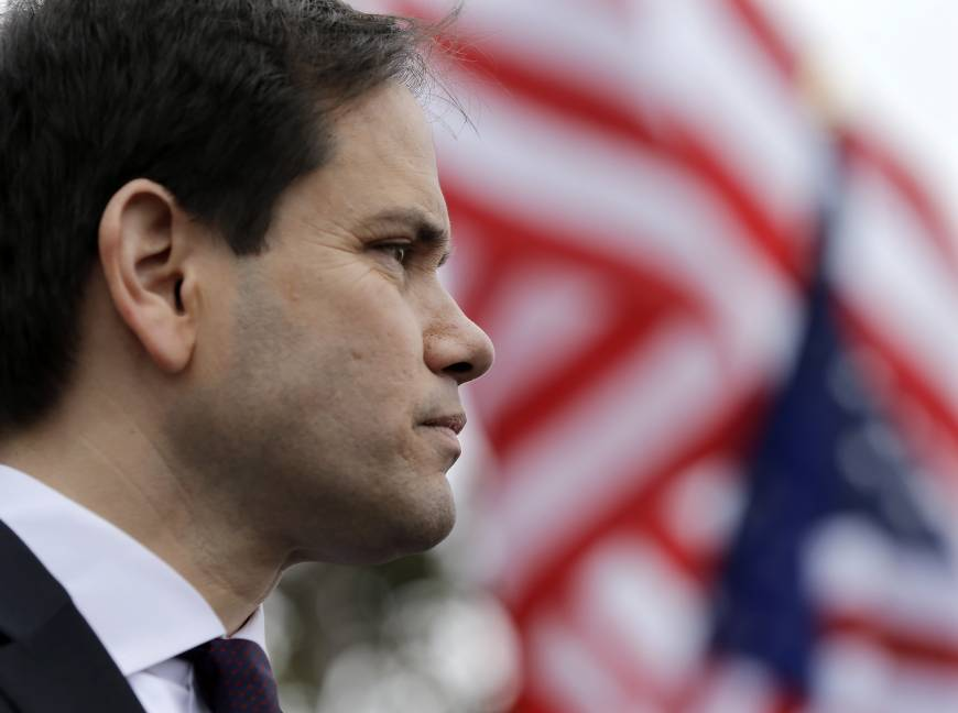 Report of pending Romney White House endorsement false, Rubio tells CNN