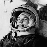 Soviet cosmonaut Yuri Gagarin became the first human in space on April 12, 1961. | AP