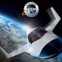 The XCOR Lynx is a suborbital horizontal-takeoff, horizontal-landing, rocket-powered space plane under development by the California-based company XCOR. | AP
