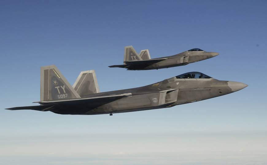 U.S. flies stealth jets over South Korea amid standoff with North