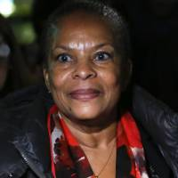 Former French Justice Minister Christiane Taubira, shown at New York's John F. Kennedy airport on Jan. 28, tweeted after quitting, 'Sometimes to resist means staying, sometimes resisting means leaving.' | AFP-JIJI