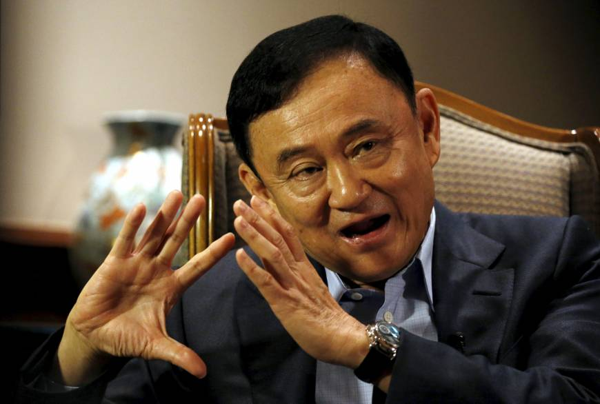 Ousted Thai leader Thaksin's influence shows signs of waning