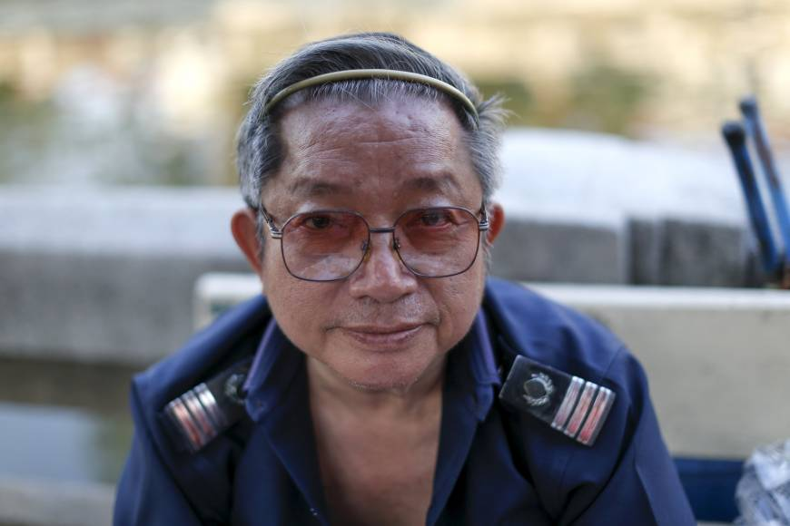 Rapidly aging Thailand tells businesses to hire more elderly