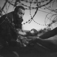 World Press Photo award goes to unpublished image of migrants