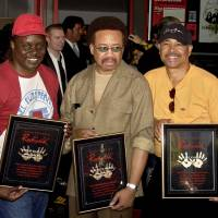 Founder Maurice White of Earth, Wind & Fire dies at 74
