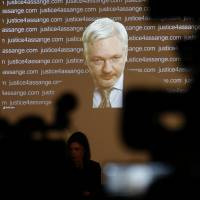 Assange tells U.K., Sweden to let him go after U.N. finding