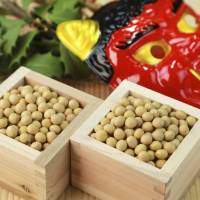 Agency issues warning over children swallowing Setsubun beans