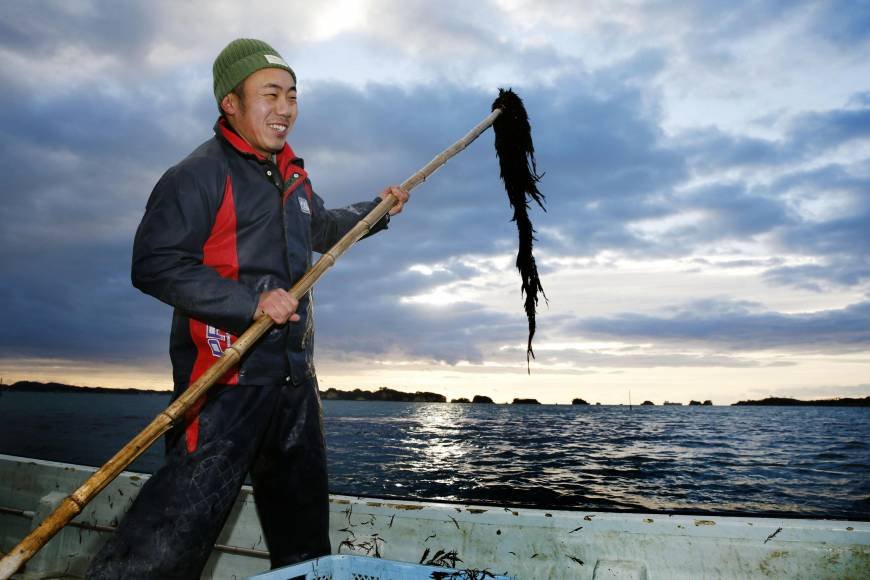 Fishermen unite in quest to reform, revive prime Tohoku industry