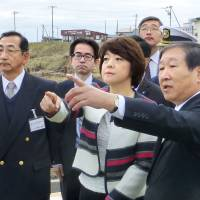 Japan's northern islands minister rapped for not knowing island name