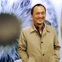 Cast member Ken Watanabe smiles at a private screening of 'Memories of Tomorrow' in Beverly Hills, California in May 2007. Japanese actor Ken Watanabe, who was lauded in the recent Broadway revival of 'The King and I,' is fighting stomach cancer and will have to postpone plans to return to Broadway.   REUTERS