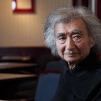 Conductor Seiji Ozawa won the Grammy Award for best opera recording Monday. | CHIEKO KATO