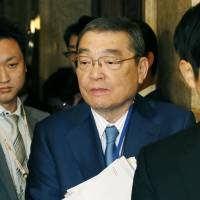 NHK chief apologizes over embezzlement at subsidiary, announcer in drug bust