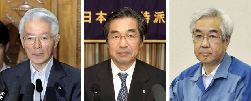 Former Tepco execs indicted for failing to anticipate, prevent meltdowns