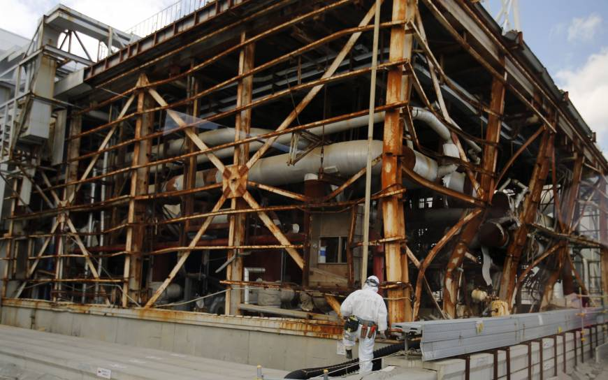 Fukushima nuclear plant chief says another disaster would not threaten cleanup