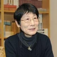 Lung cancer claims author Yuko Tsushima, daughter of Osamu Dazai, at 68