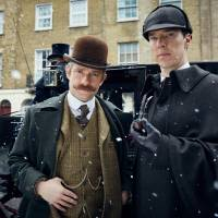 'Sherlock: The Abominable Bride' leaps off the BBC and into cinemas across Japan