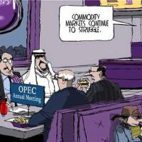 Oil prices poised to remain low as Saudis 'blink'