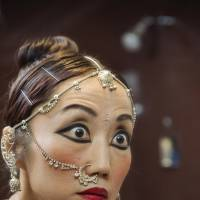 Ono and her husband and manager, Manas Das, run a dance school in Bhubaneswar, Orissa state, that offers classes in classical Indian dance, yoga and various modern dance styles. | CHRISTINA SJOGREN