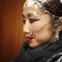 Japanese Odissi dancer masters Indian classical art form