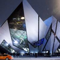 World heritage: The Royal Ontario Museum has a natural history collection of 6 million items, ranging from dinosaurs to Eastern and African art. | AP