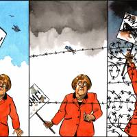Merkel flip-flop: don't let me be misunderstood
