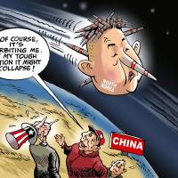 U.S. should stop lecturing China about North Korea