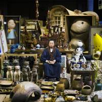 Takashi Murakami collects more than just his thoughts