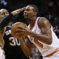 Injured Bosh to miss All-Star Game