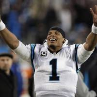 Carolina quarterback Cam Newton is the first player in franchise history to be named MVP. | USA TODAY / REUTERS