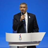 Bach praises all four bids submitted to host 2024 Olympics