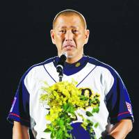 Disgraced Kiyohara's situation similar to that of former pitcher Enatsu