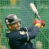 Healthy Balentien ready to make up for lost time