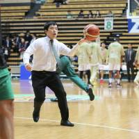 Japanese hoops waking up to skill training