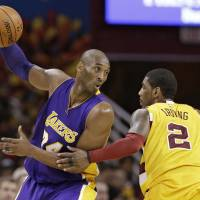 Kobe set to take center stage in first ASG outside U.S.