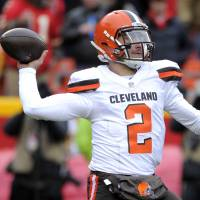 Browns ready to release Manziel