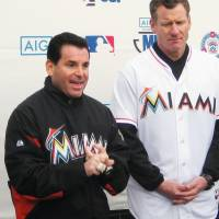 Marlins president says team wants to open 2018 season in Japan