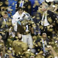 Panthers begin to turn page after deflating Super Bowl loss