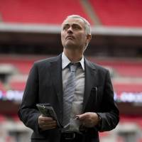 Former Chelsea manager Jose Mourinho is the logical choice to restore the trophy-winning pedigree at Manchester United. | AP