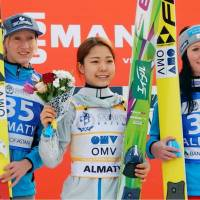 Takanashi soars to 13th victory of season
